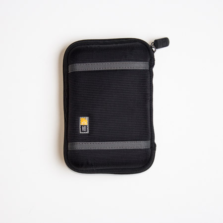 Hard drive toiletry case